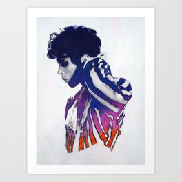 Sexy MF Art Print