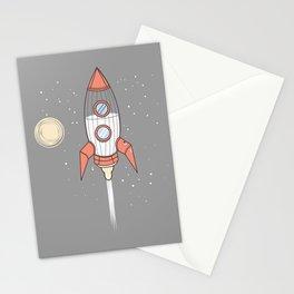 Bottle Rocket Stationery Cards