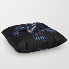 darth bacon Floor Pillow