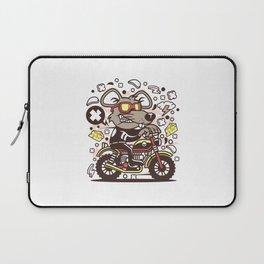 RAT MOTORCROSS Laptop Sleeve