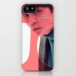 NCT 2018 - JOHNNY (B) iPhone Case