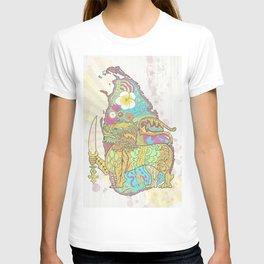 Abstract SL T-shirt