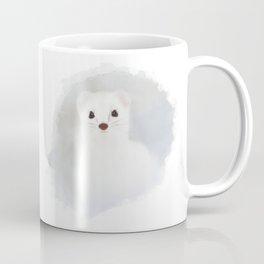 Stoat (Mustela erminea) Coffee Mug