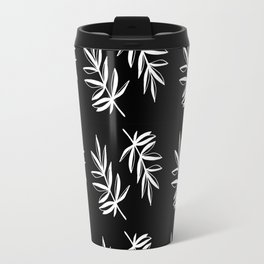 White Laurels Travel Mug