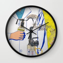 The Science of Capitalism Wall Clock