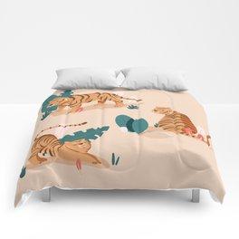 Tigre Comforters