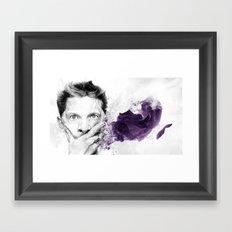 In the Flesh Pt. 1 Framed Art Print