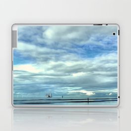 A Rig Passing (Digital Art) Laptop & iPad Skin