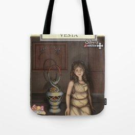 aKross the sky - Vesta Tote Bag