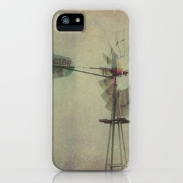 Windmill iPhone Case