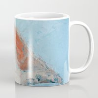 florida Mugs featuring Florida Conch by Ann Marie Coolick