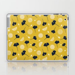 Ginkgo leaves Laptop & iPad Skin