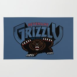 Revenant Grizzly Rug
