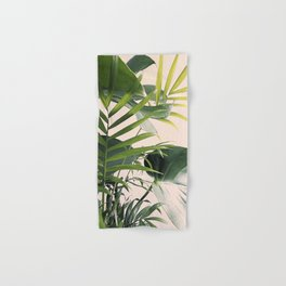 Tropical Mix Hand & Bath Towel