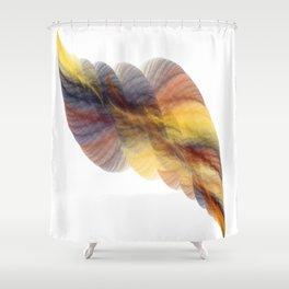 Colour of Dust (A7 B0160) Shower Curtain