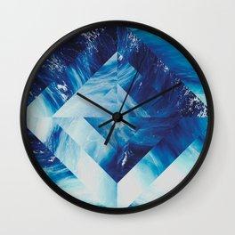 Spatial #1 Wall Clock