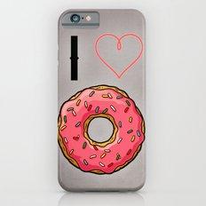 I love donut iPhone 6s Slim Case