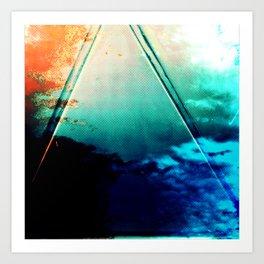 """""""Berserker Generator"""" Album Artwork Art Print"""