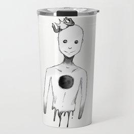 My soul has left my body. Travel Mug