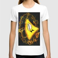 bill cipher T-shirts featuring Bill Cipher by Beejutsu