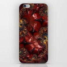 Bejewelled Crimson iPhone & iPod Skin