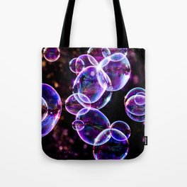 Bubbles 1 Tote Bag