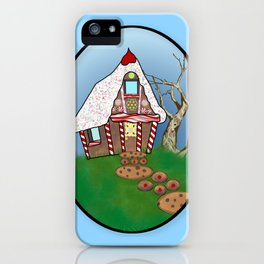 Come To Grandma's House . . . She Has Cookies iPhone Case