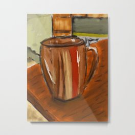 Another cup Metal Print