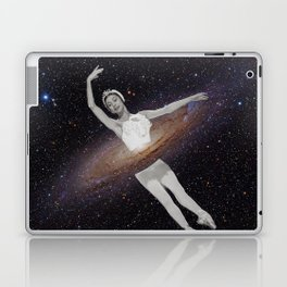 Ballerina Galaxy Laptop & iPad Skin