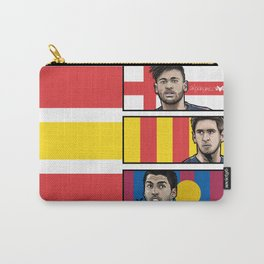 MSN campions letals Carry-All Pouch