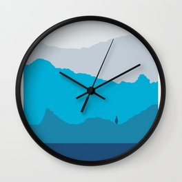 Environments: Polar Wall Clock