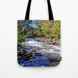 Guadalupe River Tote Bag
