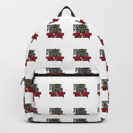 From Russia With Love Backpack