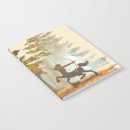 Mystic Hunt Notebook