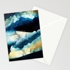 State of isolation Stationery Cards