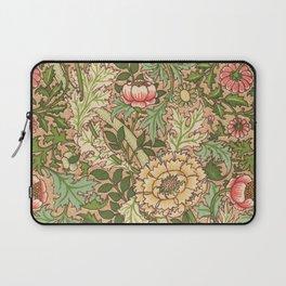 Antique Flower Wallpaper (Tapete) Design Laptop Sleeve