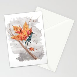 Maple Dragon Stationery Cards