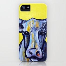 La Vache iPhone Case