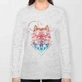 Spirit of the Wolf Long Sleeve T-shirt