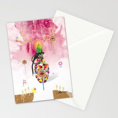 Monitored Stationery Cards