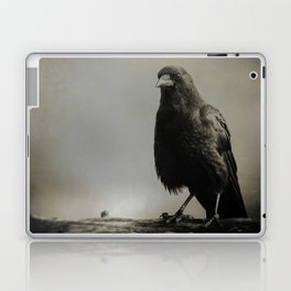 RAVEN PORTRAIT Laptop & iPad Skin