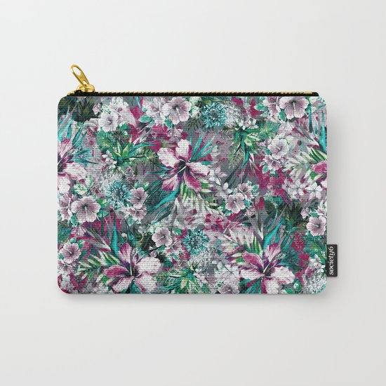 Tropical Junge IV Carry-All Pouch