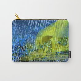 Warming Light in a Cold Rain Carry-All Pouch