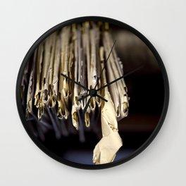 Hangers Wall Clock