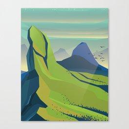 Grand Landscape Canvas Print