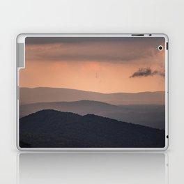 Blue Ridge Parkway Sunset - Shenandoah National Park Laptop & iPad Skin
