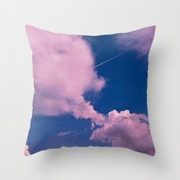 Clouds 10 Throw Pillow