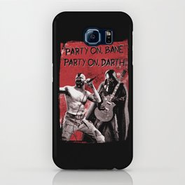 Party on, Bane iPhone Case
