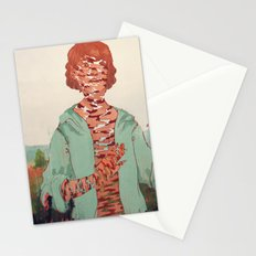 And You Fade Away Stationery Cards
