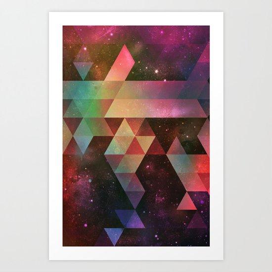 tryfyyrcc Art Print
